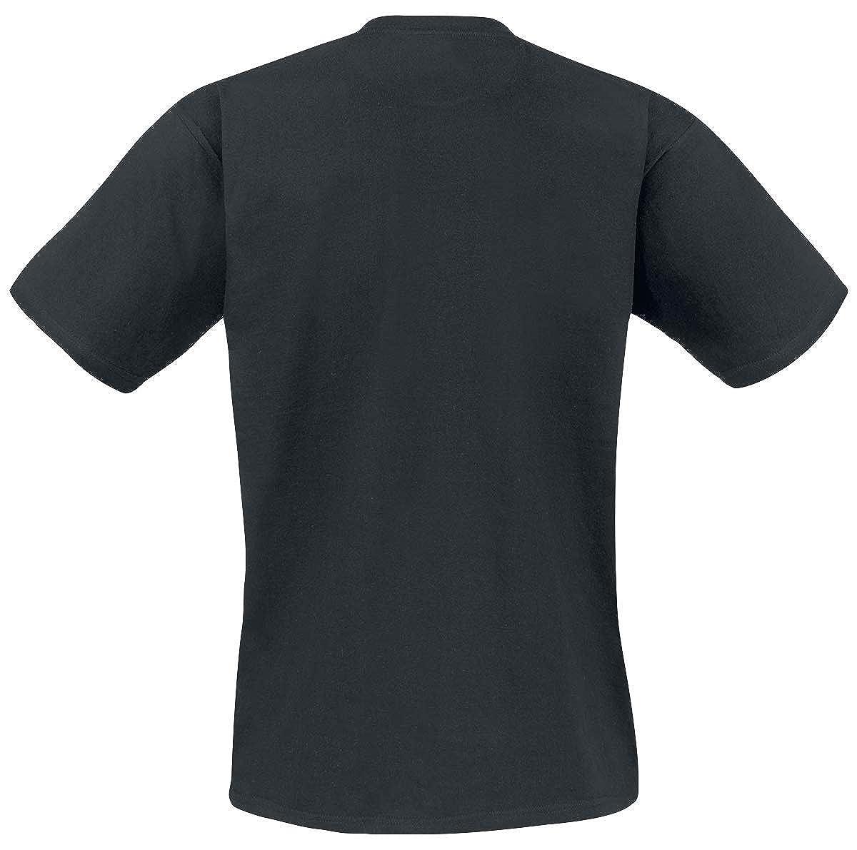 Deadpool I Am Groot T-Shirt schwarz