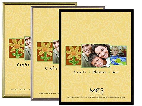 MCS 8.5x11 Inch Multipurpose Frame, Black ()