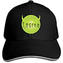 Ready For Legion World Of Warcraft Sandwich Visor Low Profile Pro Style Caps
