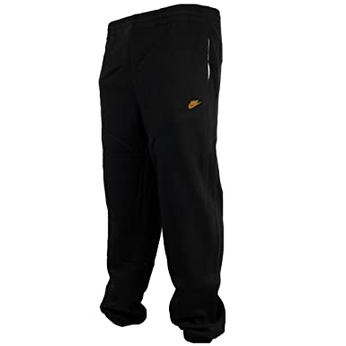 Nike Fleece - Pantalones de deporte de deporte sudor Pantalones de ...