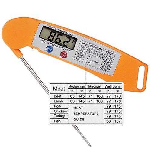 Thermometer Accurate thermometer Probe Auto Comenzar
