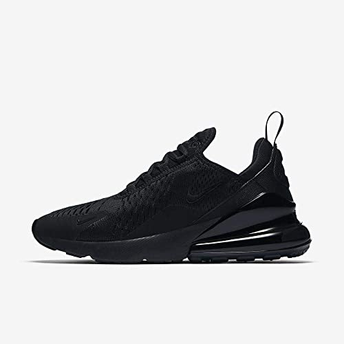Nike W Air Max 270, Sneakers Basses Femme, Noir Black 006 ...