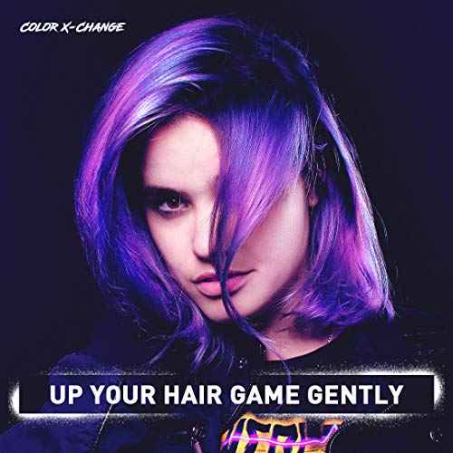 Color X-Change Semi-Permanent Hair Color, RENEGADE RED