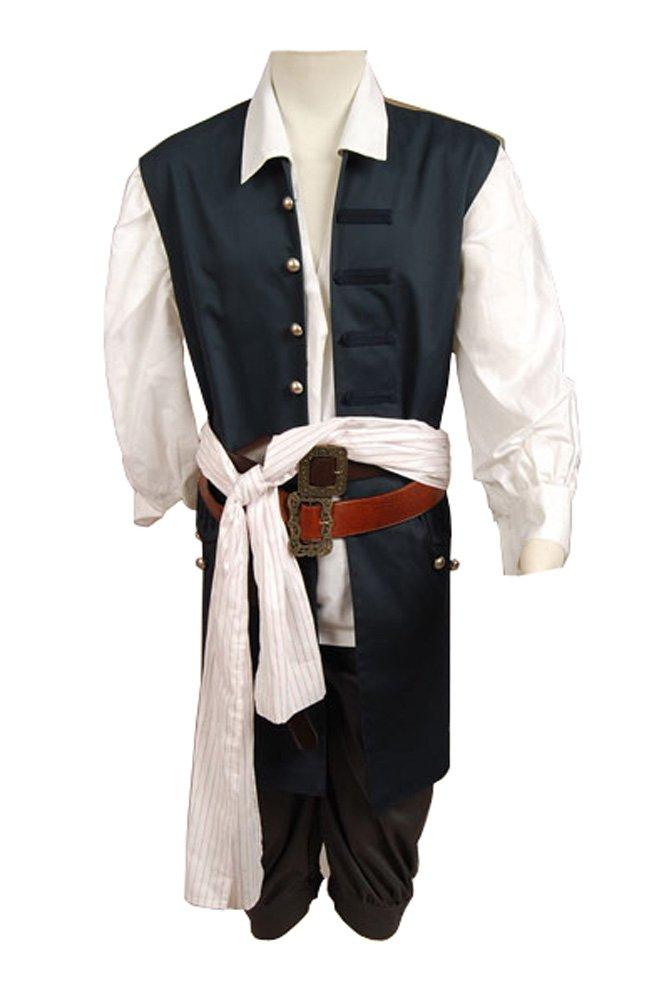 Pirates Of The Caribbean Jack Sparrow Hosen Kostüm X-small B071YYRP86 Kostüme für Erwachsene Neue Produkte im Jahr 2019     | Verrückter Preis