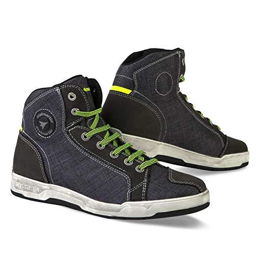 Stylmartin Adult Kansas Urban Line Sneakers Grey Size: US-8.5, EU-41