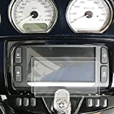 2 2014-2018 Compatible with Harley Davidson Ultra Limited Boom! Box Motorcycle Screen Saver 2pc Custom Fit Invisible High Clarity Touch Display Protector Minimizes Prints 6.5 inch