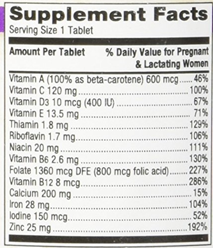 Nature's Wonder Prenatal Tablet