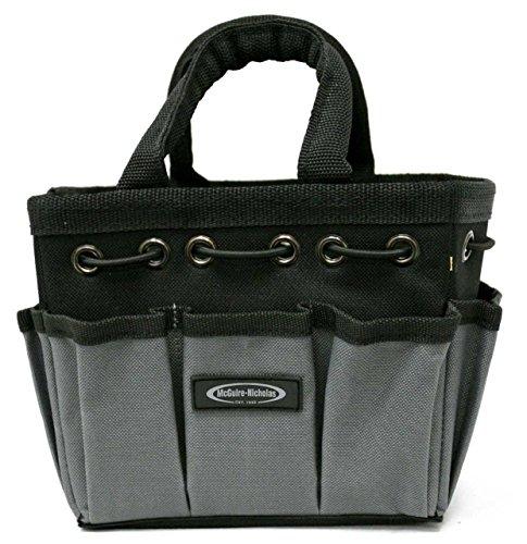 McGuire-Nicholas 22565-1 Mighty Bag Compact Tool Storage Tote, 7-Inch, - Mini Tot
