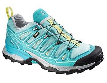 Salomon Women's X Ultra 2 Gtx Hiking Shoe (9 B(m) Us, Bubble Blueteal Blue Fcitrus-x) 1