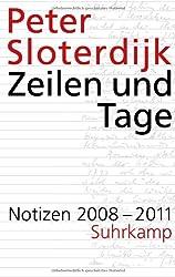 Zeilen und Tage: Notizen 2008-2011