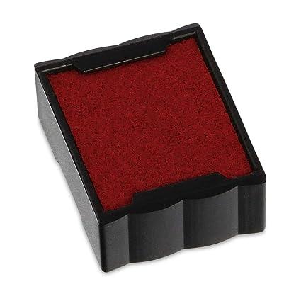 Trodat 6/4921r Repuesto Cojín Rojo: Amazon.es: Oficina y ...