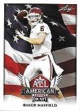 #10: 2018 Leaf Draft All-American #AA-02 Baker Mayfield Oklahoma Sooners Football Card