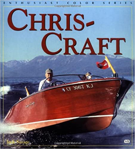 Book Chris-Craft (Enthusiast Color)