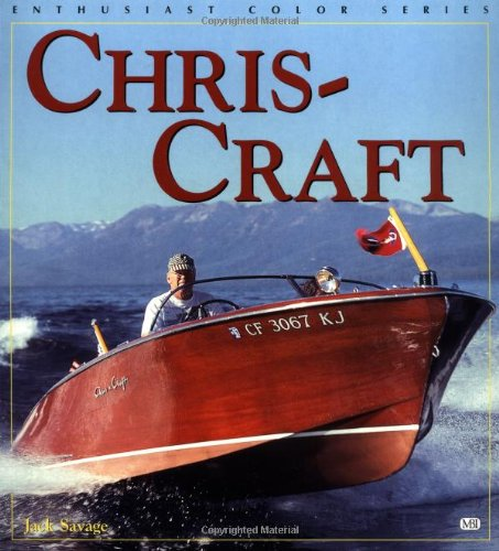 Chris-Craft (Enthusiast Color) - Chris Boats Classic Craft