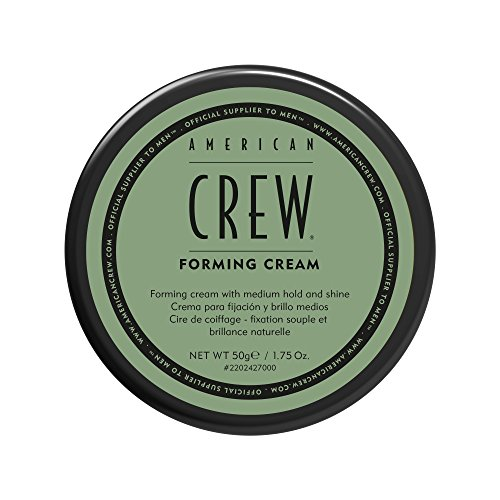 American Crew Forming Cream, 1.75-Ounce Jars (Pack of 3) (Crew Cream Forming American)