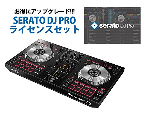 [해외] Pioneer DJ콘트롤러 / DDJ-SB3 + Serato DJ Pro 라이센스 세트