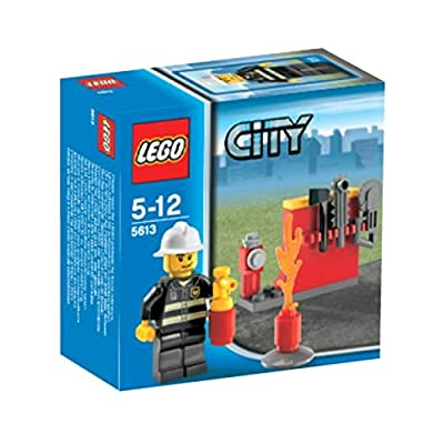 LEGO 5613 City Firefighter: Toys & Games