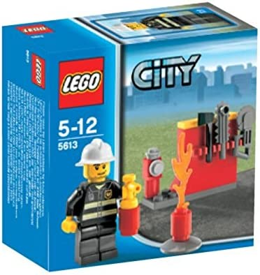 LEGO 5613 City Firefighter
