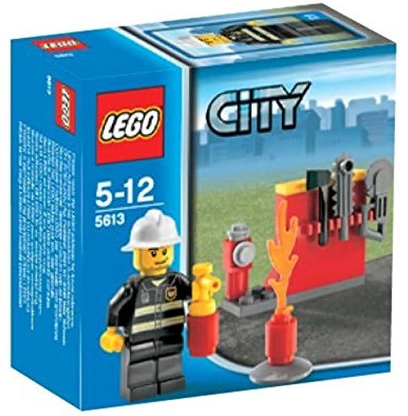 Amazon Com Lego 5613 City Firefighter Toys Games