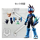 Sentinel 4inch-Nel Starforce Mega Man Action Figure Collectible