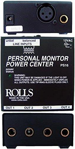 rolls Pm Series Power Center (PS16) ()