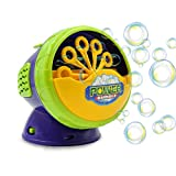 Automatic Bubble blower Machine for Kids Party Birthday by Termichy