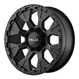 toyota tacoma rims and tires - Helo HE878 Wheel with Satin Black Finish (17x9