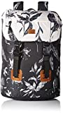 Roxy Women's Sunset Pacific Backpack, Anthracite Love Letter ERJBP03549