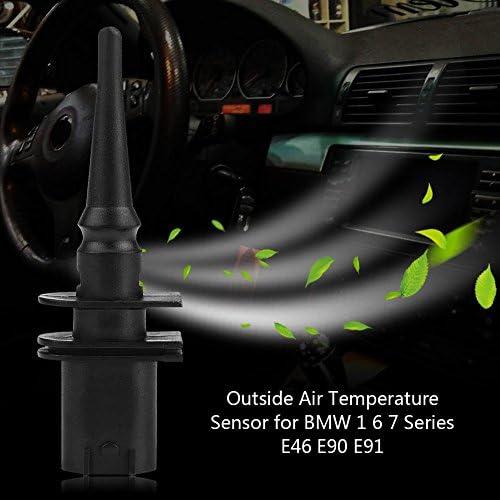 Lufttemperaturfühler Außentemperatursensor Für 1 6 7 Serie E46 E90 E91 65816905133 Auto