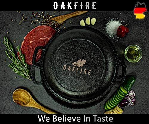 Oakfire Top et Set de poêles, 6 Liter Topf