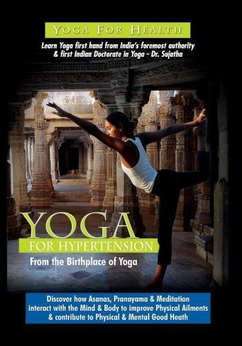 Yoga for Hypertension by TMW MEDIA GROUP, INC by B.R. Ram ...