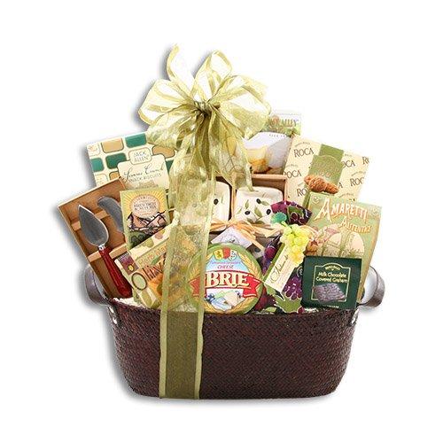 The Italian Herbs and Treats Gift Basket