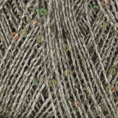 Charles Gold Yarn (S. Charles Collezione Stella #7 Yarn Gold Silk with Metallic Lurex 50 Gram)
