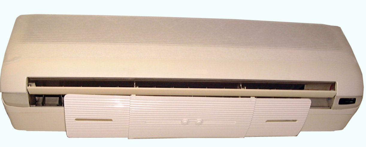 AIR WING Slim The Original Air Conditioner Deflector (Set of 1) DAIAN SERVICE INC. AW10-021-01