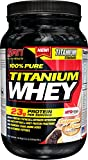 SAN Nutrition 100% Pure Titanium Whey Protein Powder Review and Comparison