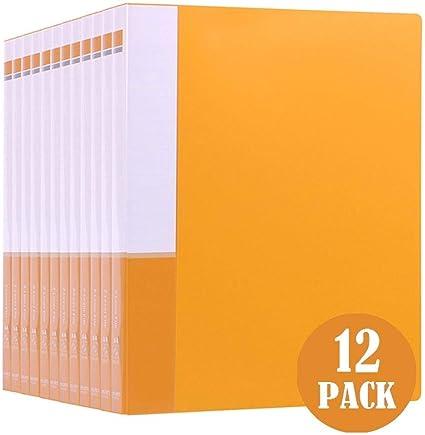 Planchettes A4 Format Design 12 Pièces Couleur Dossier