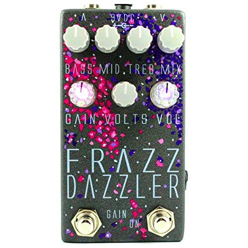 Dr. Scientist Frazz Dazzler Fuzz Pedal 2017