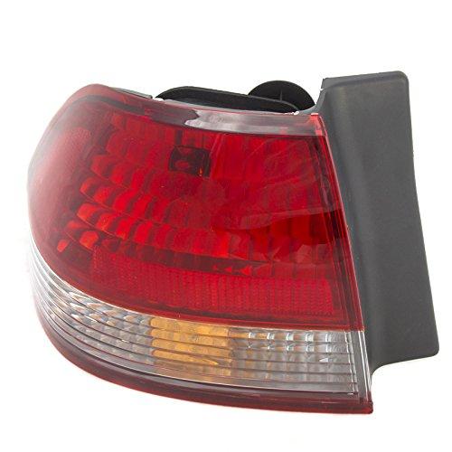 02 Tail Light Lamp Sedan - 1