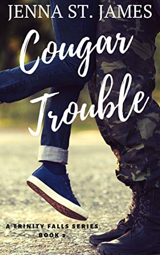 Cougar Trouble (A Trinity Falls Series Book 2) by [St. James, Jenna]