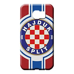 samsung galaxy s6 Excellent Fitted New Arrival Back Covers Snap On Cases For phone cell phone case hajduk split football team flag sport