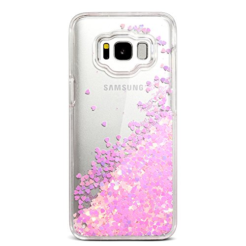 Galaxy S8 Plus Case, Caka Galaxy S8 Plus Liquid Case ...