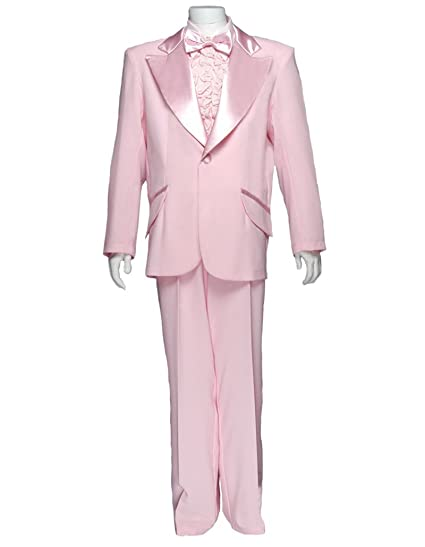 50s Costumes | 50s Halloween Costumes Mens Deluxe Formal Adult Tuxedo Costume $249.99 AT vintagedancer.com
