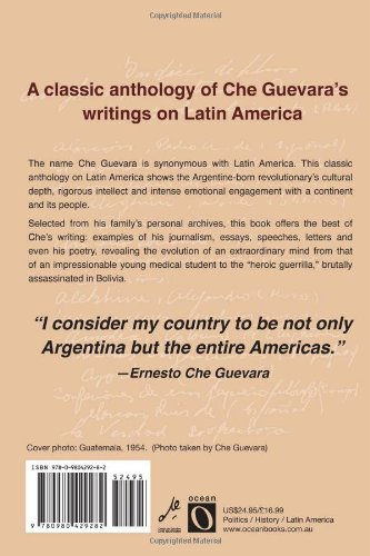 Self Essay Examples The Awakening Of Latin America A Classic Anthology Of Che Guevaras  Writing On Latin America Ernesto Che Guevara Mara Del Carmen Ariet  Garca  Essays About English Language also Phrases To Use In Essays The Awakening Of Latin America A Classic Anthology Of Che Guevaras  Romanticism Essays
