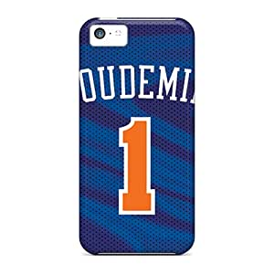 Tpu Fashionable Design New York Knicks Rugged Case Cover For Iphone 5c New