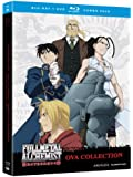 Fullmetal Alchemist: Brotherhood - OVA Collection [Blu-ray + DVD]