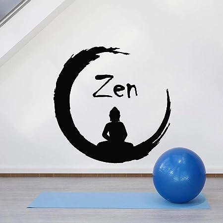Zen Circle Adhesivos de Pared para Gimnasio Budismo ...
