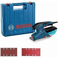 Bosch Professional 601070701 Bosch Professional vlakschuurmachine GSS 23 AE (190 Watt, schuur-Ø: 2 mm, in koffer) 1.0…