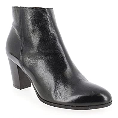 Boots R197 En Nelly Noir Chaussures Progetto 39 Cuir aRqdanZ