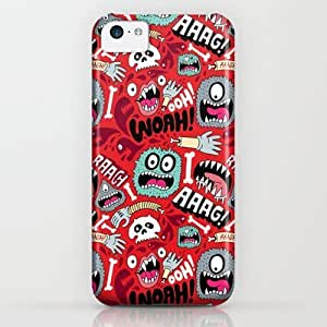 Society6 - Aaaghhh! Pattern! iPhone & iPod Case by Chris Piascik