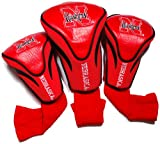 NCAA Nebraska Cornhuskers 3 Pack Contour Head Covers